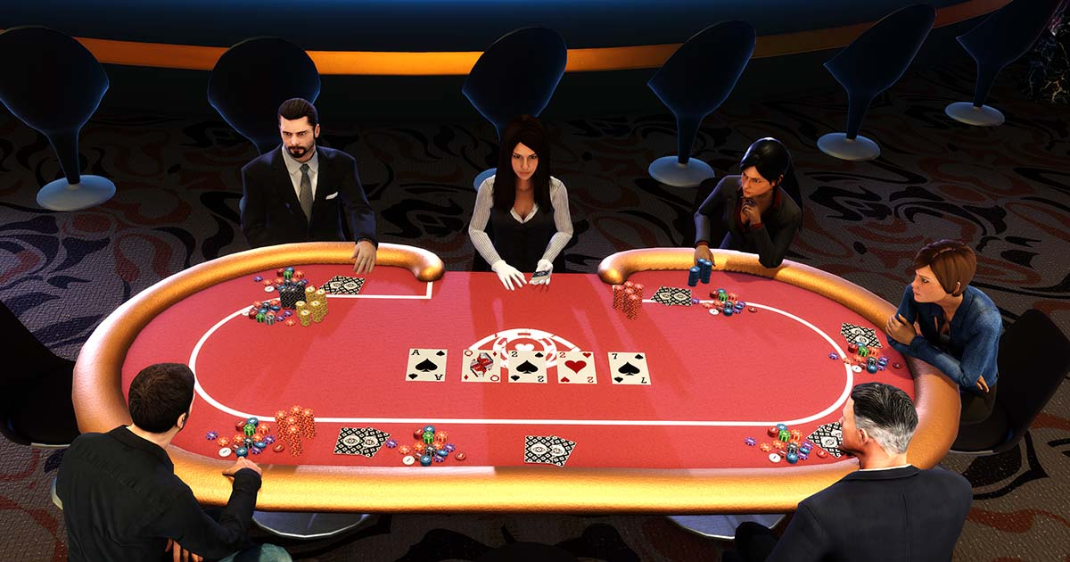 Acquire the merits of playing live casino online - Valhallac